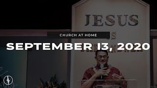 September 13, 2020 | Church at Home | Crossroads Christian Center, Daly City