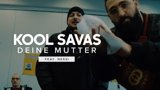 Kool Savas feat. Nessi - Deine Mutter  (Official HD Video) 2019