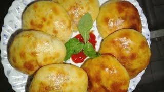Tasty Chicken Bun Recipe (kids special) #hafeezkitchen