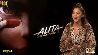 Rosa Salazar on her out-of-body experience, singing Whitney, and what she wants in Alita sequels