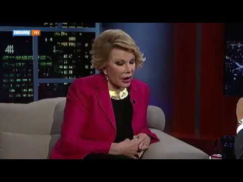 Melissa Rivers Talks Accepting Mom Joan's Grammy