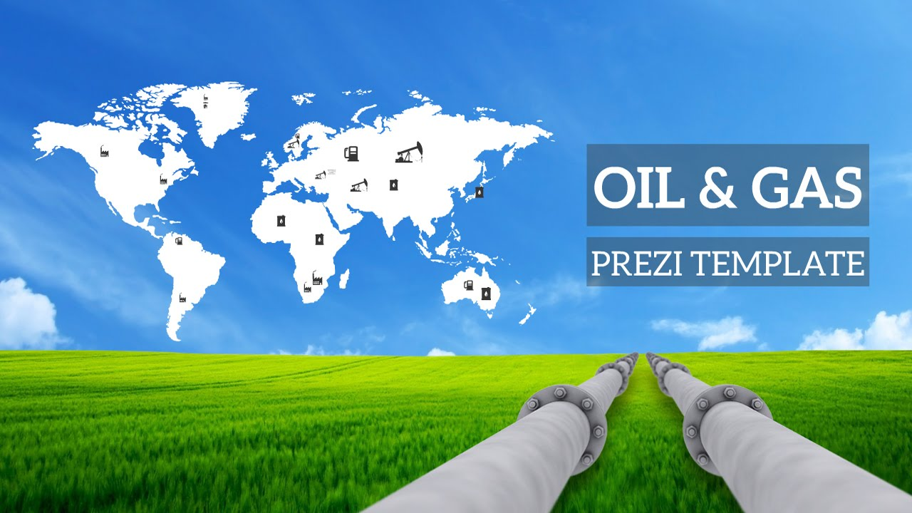 Oil gas prezi template youtube toneelgroepblik Gallery