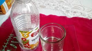 Casero vinagre remedio manzana hematoma de