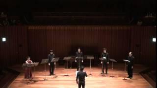 断章(丸尾喜久子) harmonia ensemble ハルモニア・アンサンブル for mixed voices(2014)   Kikuko MARUO