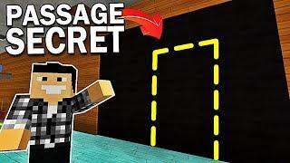 VOUS NE VERREZ PAS CE PASSAGE SECRET ! | HELLO NEIGHBOR MINECRAFT !