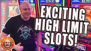 High Limit Slot Play! 💸HUGE Jackpots Incoming! 🎰