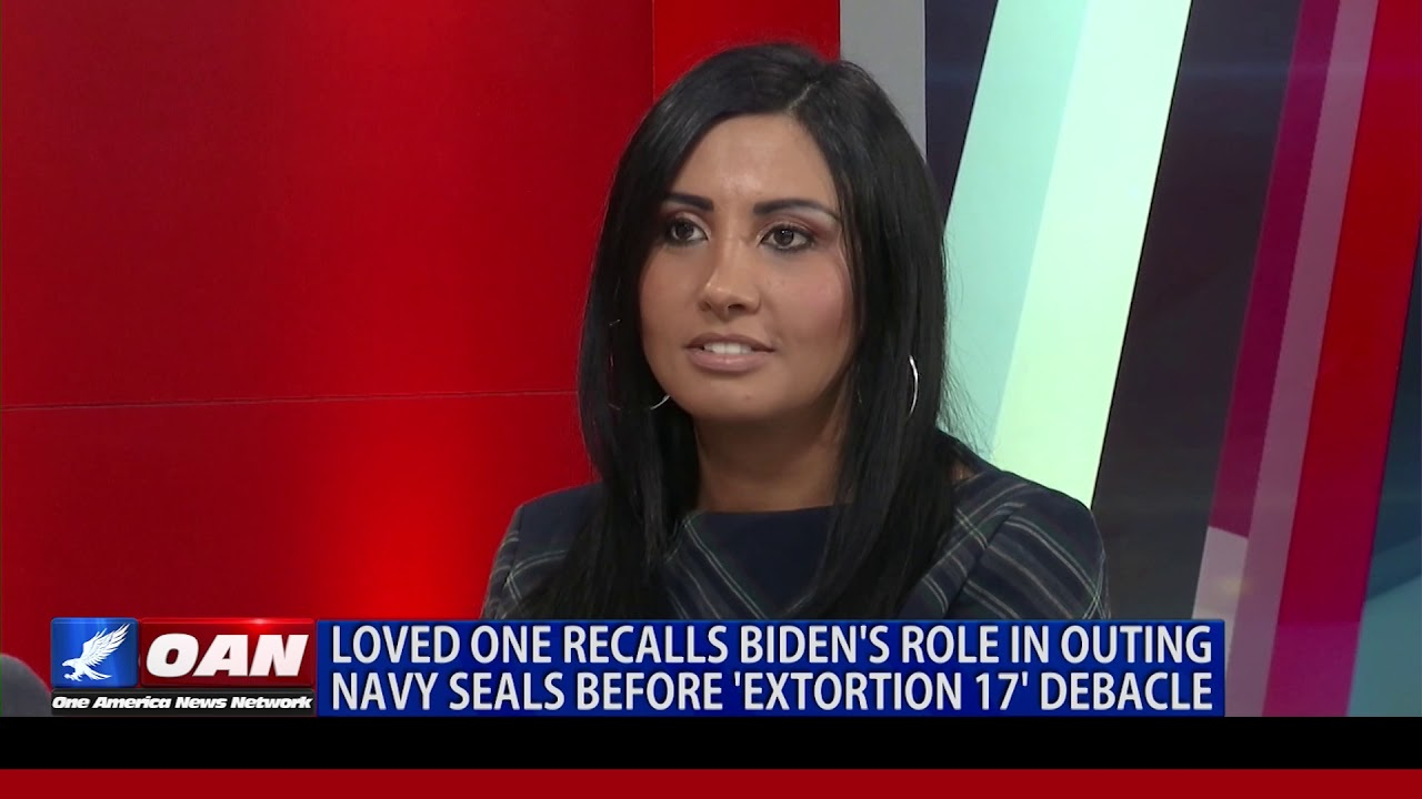 Loved one recalls Biden's role in outing Navy SEALs before Extortion 17  debacle