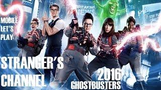 Ghostbusters 2016! Охотники за привидениями 2016! Крушим, стреляем, ловим, играем на Android!