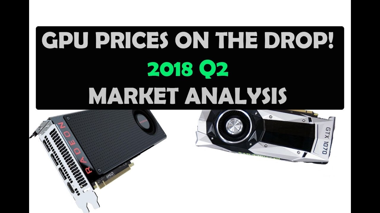 No NVIDIA GPU yet AMD coming in 2019 and intel in 2020?! ~ graphics card  market annalysis 2018 Q2