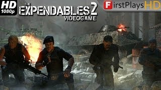 The Expendables 2: Videogame - PC Gameplay 1080p
