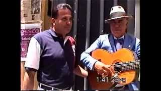 2003 con Gardelito-Volver en san Telmo YouTube Videos