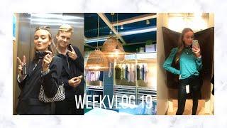 Mini KRUIDVAT SHOPLOG, sushi eten 🍣 & shoppen in Bataviastad 🛍️ weekvlog 19   Esmee
