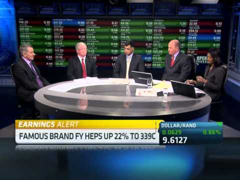 Famous Brands Full Year Results with CEO Kevin Hedderwick