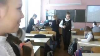 Мой класс после урока технологии / часть 2