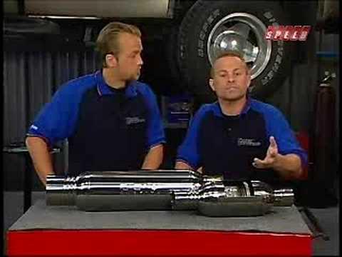 Truck Universe Aero Exhaust Turbine Diesel Truck Install