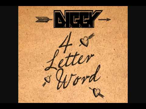 Diggy Simmons - 4 Letter Word [Instrumental w/ Hook] *DL Available*
