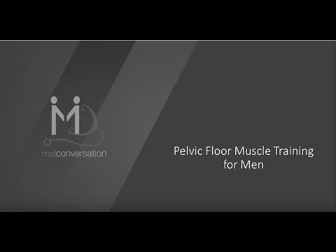 Pelvic Floor Muscle Training For Men