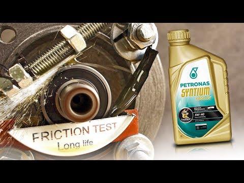 Petronas Syntium 3000 av 5W40 How well the engine oil protect the engine?