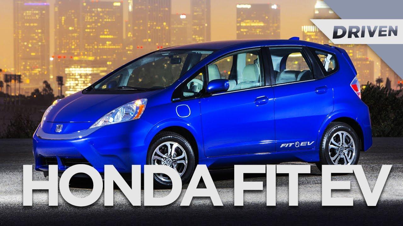 Honda Fit EV Review  TechnoBuffalos Driven  YouTube