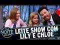 Leite Show Com Lily E Chloe The Noite 18 09 17 mp3