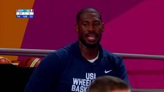 Wheelchair Basketball (USA vs PER) | Parapan American Games Lima 2019