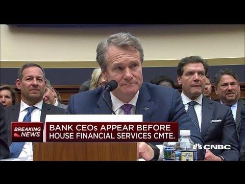 Bank Of America CEO Brian Moynihan Breaks Down His Company's Values