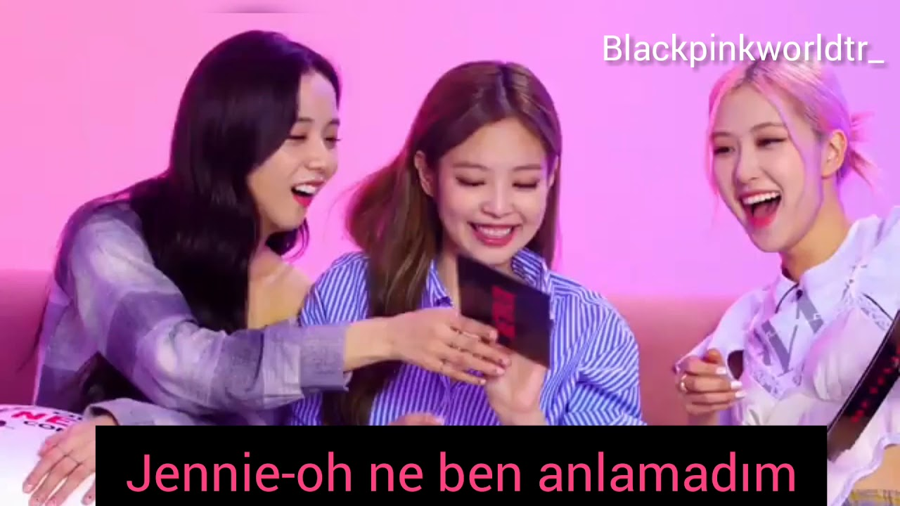 Blackpink(Rosè) Elle Korea Röportajı (Türkçe Altyazılı)