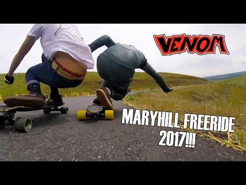 Maryhill Freeride 2017