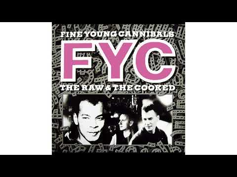 Fine Young Cannibals - As Hard As It Is