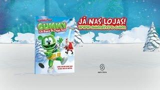 """Baixar Comercial Som Livre - """"DVD Gummy Bear - Em Busca Do Papai Noel"""""""