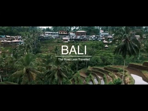 Bali - The Road Less Travelled - Sawah (Rice Terrace)