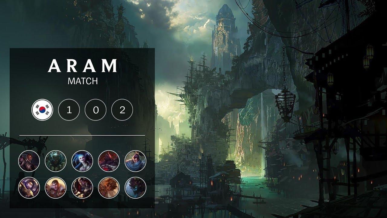 League of Legends Aram matchmaking