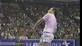 Boris Becker vs McEnroe Final - Atlanta 1986 - 07/11