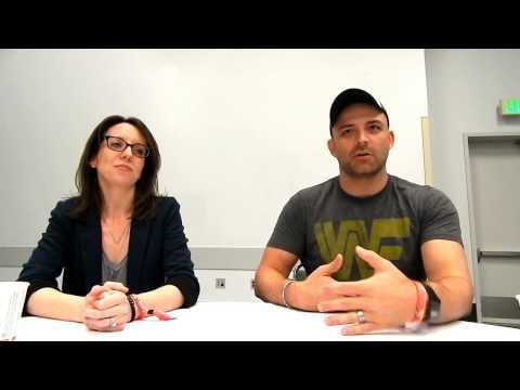 Joaquim Dos Santos & Lauren Montgomery Talk Voltron at Wondercon '17