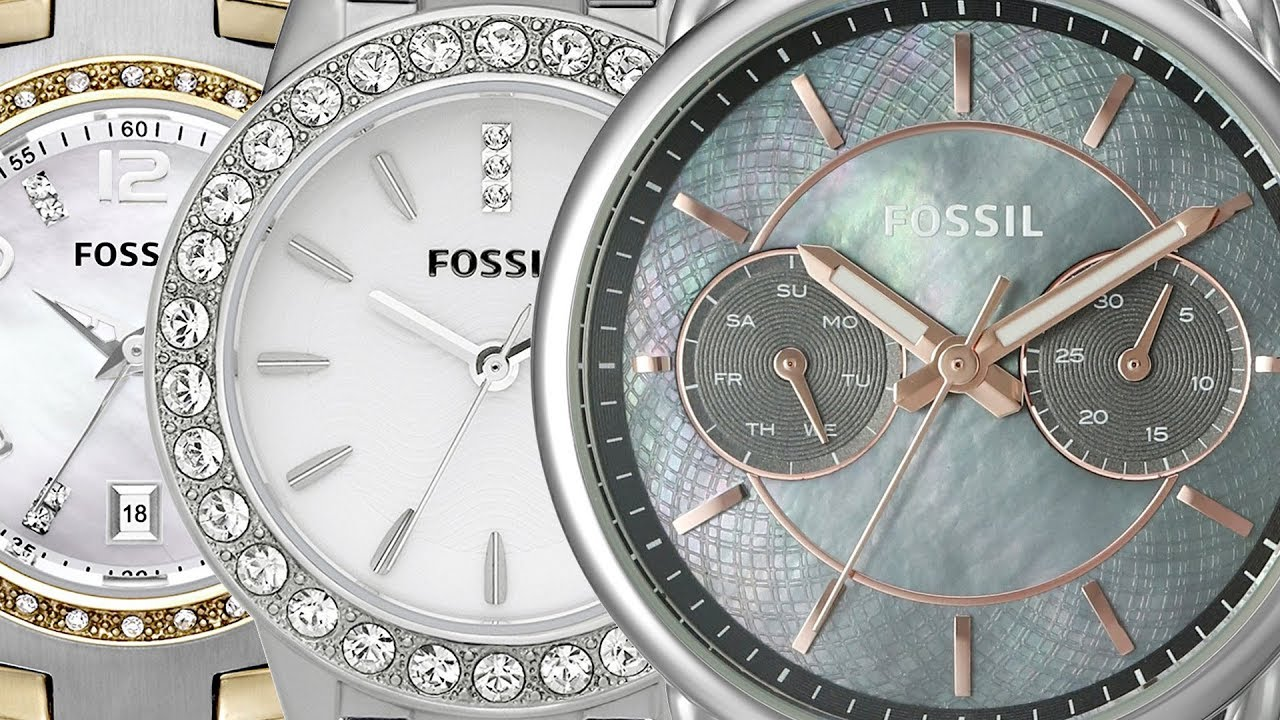 Top Holiday Gifts For Her Part - 47: Top 10 Fossil Womenu0027s Watches - The Best Holiday Gifts For Her