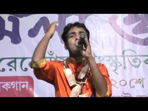 Charghat boimela o utsab 2016(NORTH 24 PGS) Subir das baul o Prantik das baul er baul anusthan