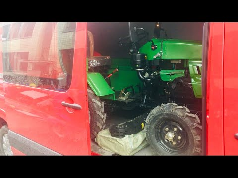 Где я взял САМЫЙ дешёвый мини трактор? Настоящие ЦЕНЫ И ОТЗЫВЫ к ним!