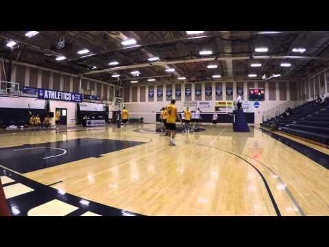 WCU vs PSU Harrisburg Men's Volleyball