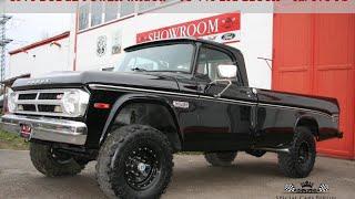 1970 Dodge  Power Wagon - V8 440 Big Block - 4x4 - Special Cars Berlin