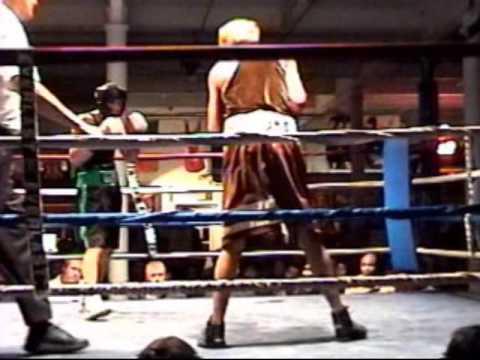Alan O'Neill boxing bout