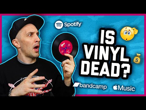 IS THERE STILL A PLACE FOR VINYL? Physical Media Vs Streaming
