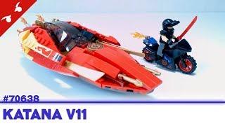 [REVIEW] LEGO Ninjago : Katana V11 [FR]