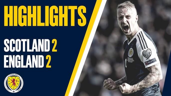 Highlights Scotland 2 2 England Youtube