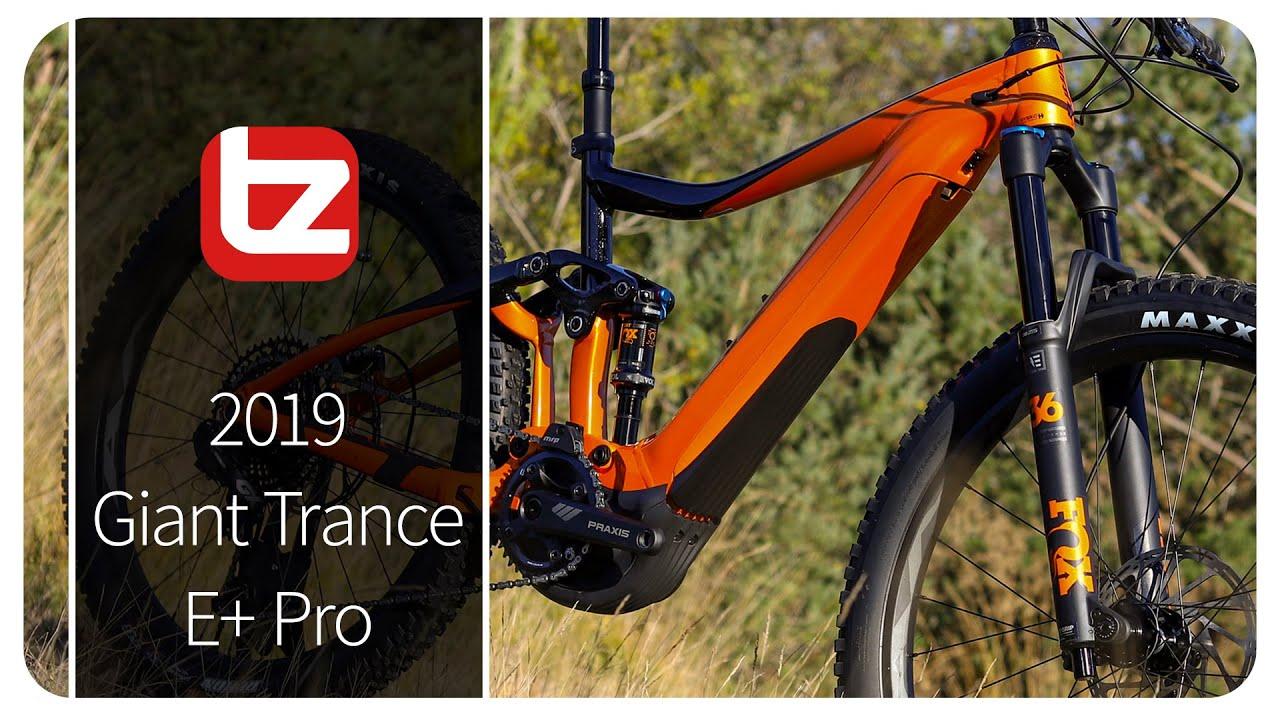 69a188fe781 2019 Giant Trance E+ Pro | Range Review | Tredz Bikes - YouTube