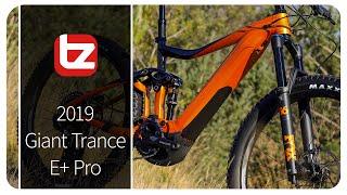 2019 Giant Trance E+ Pro | Range Review | Tredz Bikes