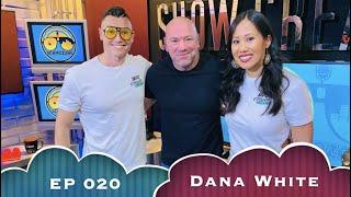 The Schmozone Podcast 020: Dana White Unfiltered Fighting Chaos