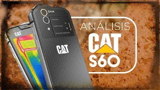 CAT S60, review del SMARTPHONE TODOTERRENO