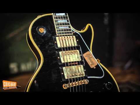 Gibson Custom Shop Collectors Choice #22 - Tommy Colletti 1959 Les Paul Custom | Guitar Demo
