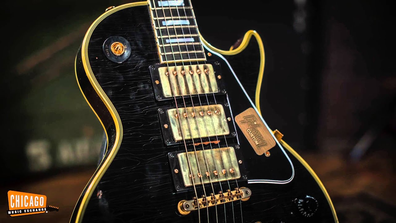 Gibson Custom Shop Collectors Choice #22 - Tommy Colletti 1959 Les ...