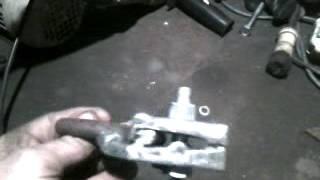 видео Кузовные зажимы и вытяжки для ремонта